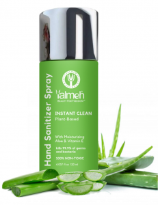 Plant Based And Non Toxic Sanitizer